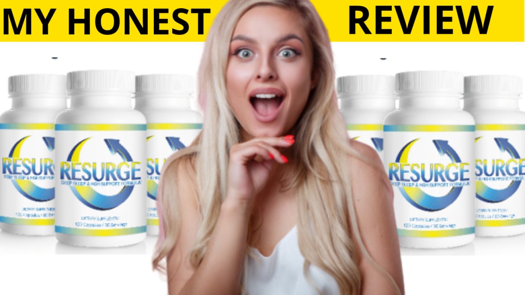 Resurge Supplement Consumer Review